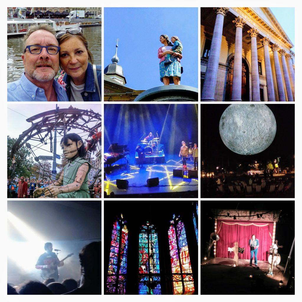 cultuur snuiven, theater, circus, concerten