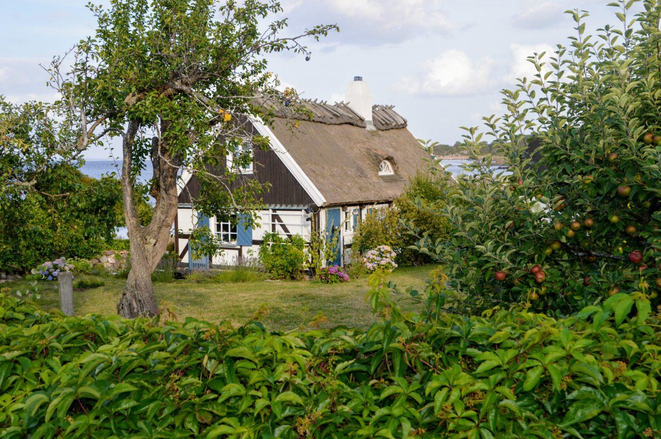 Skan, Zuid Zweden sprookjesachtig mooi