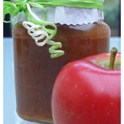 ketchup op basis van appelen en specerijen