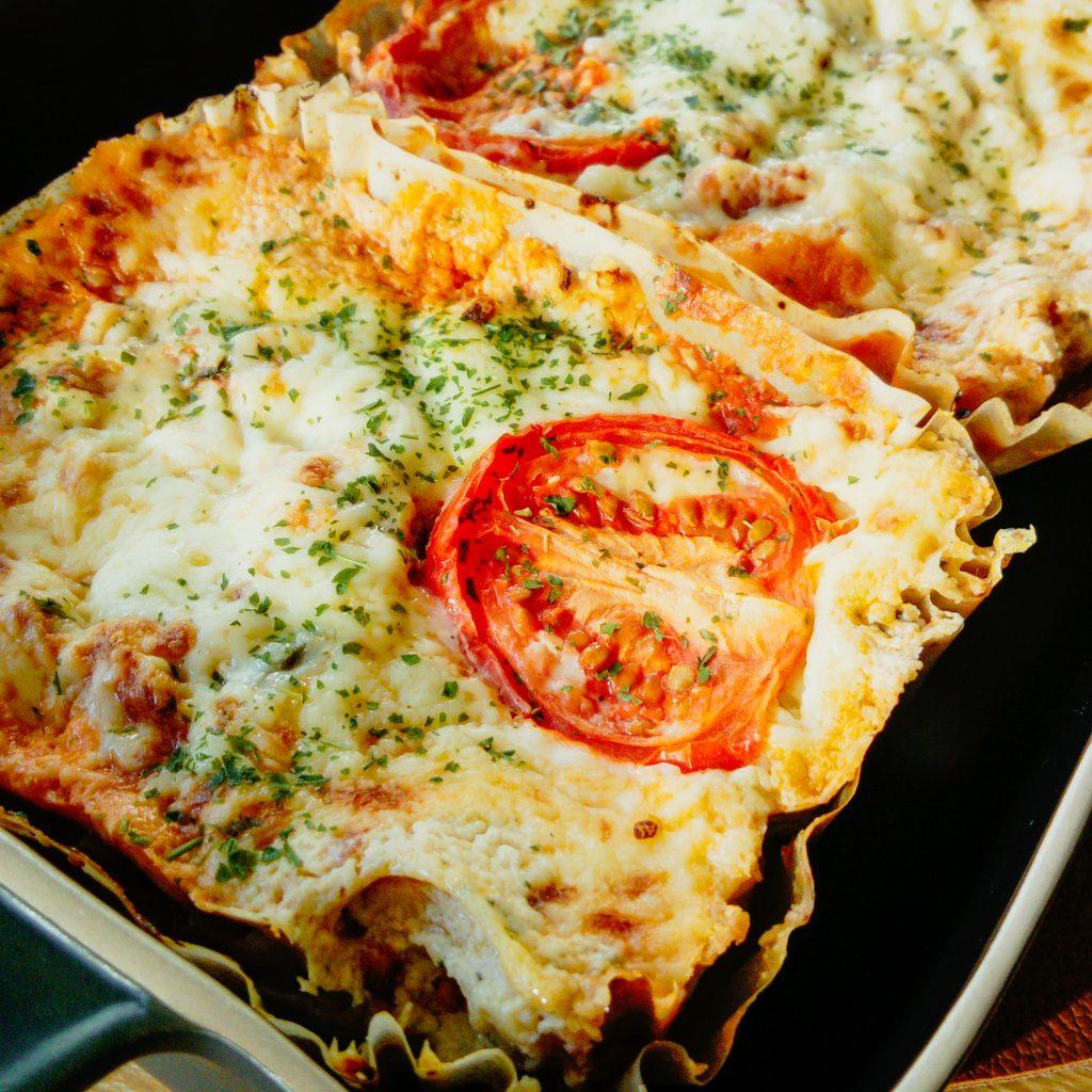 Bio lasagnes delhaize