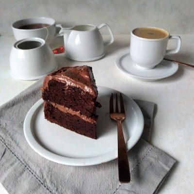 glutenvrije chocoladecake