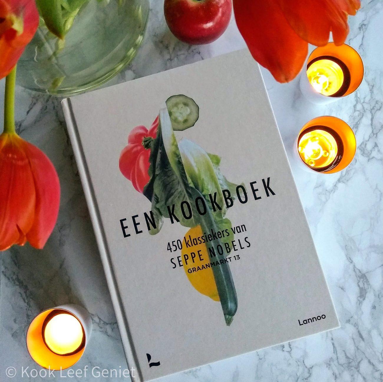Een kookboek 450 recepten - Seppe Nobels